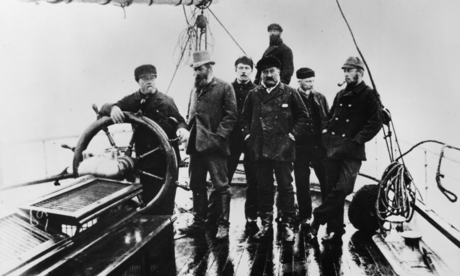 Insight and Information - Arthur Conan Doyle and The Whaling Ship Hope