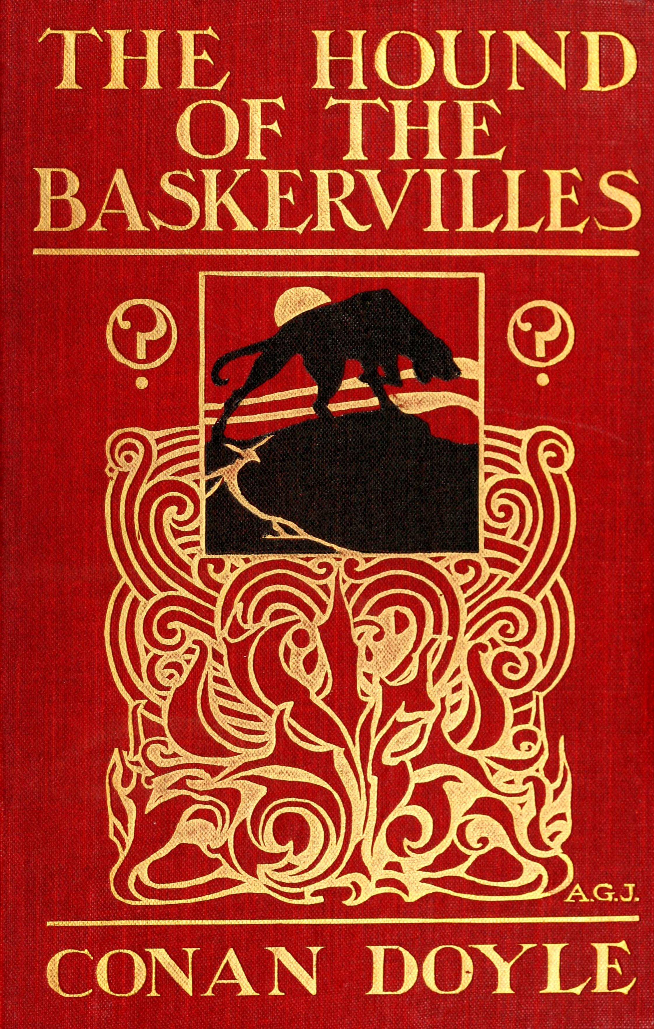 Arthur Conan Doyle's The Hound of the Baskervilles