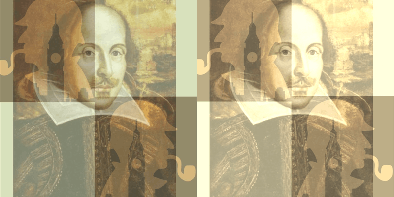 Event :: Sherlock Holmes Meets Shakespeare